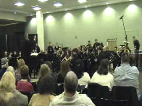 Southern New Hampshire Wind Ensemble-America the Beautiful