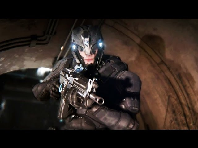 UNREAL ENGINE 4 Visual Effects Trailer HD