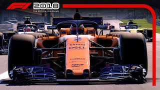 F1 2018 - Játékmenet Trailer