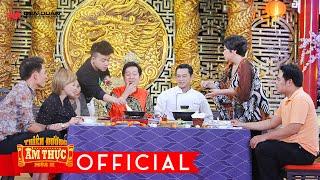 Thiên đường ẩm thực 2 | tập 15 full hd: Lê Giang, Phi Phụng quậy tưng, Ông Hoàng thất thủ.