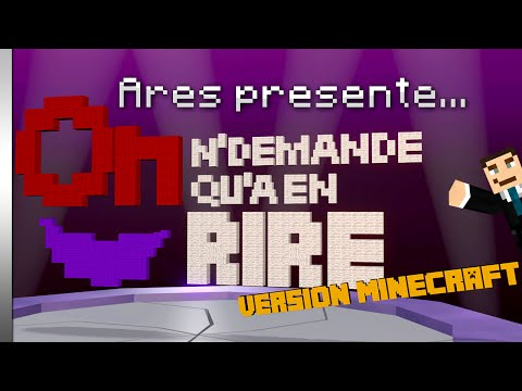 [FR] On n'demande qu'à en rire - Parodie Minecraft | By Ares