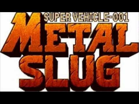 Metal Slug - Super Vehicle-001 Longplay cooperativo