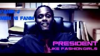 PANIK J - MEN NI FENM - ( MAFIO HOUSE - BADMAN KOUADA RIDDIM)