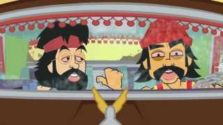 Cheech and Chong Anthem (WEed Are The World)