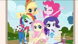 MLP Equestria Girls All Songs /Filly Version Especial!