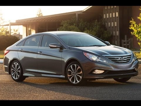 2014 Hyundai Sonata Start Up and Review SE 2.0 L Turbo 4-Cylinder