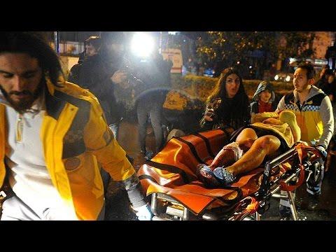 تفاصيل هجوم اسطنبول