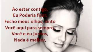 Adele Set Fire To The Rain (Tradução) Tema De Nina E