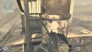 MW2 Glitches Lots Of Spots Out Of Maps & More, Tutorial