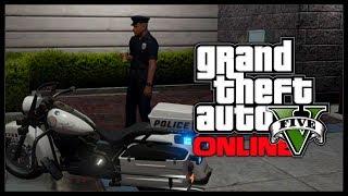 "GTA 5 ""Police Bike"" 100% Confirmed Spawn Location In GTA"