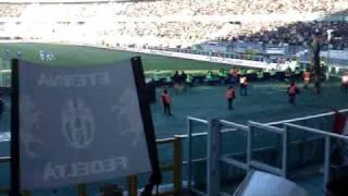 11/01/2009 - Juventus-Siena 1-0: il gol del Capitano in diretta dalla Curva