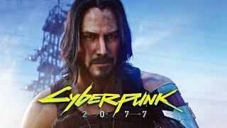 Reação ao KEANU REEVES no CYBERPUNK 2077! (Trailer Legendado PT-BR)