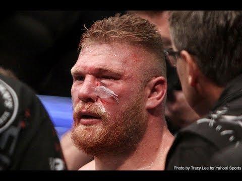 UFC 121: Brock Lesnar vs Cain Velasquez PPV Full Fight Analysis