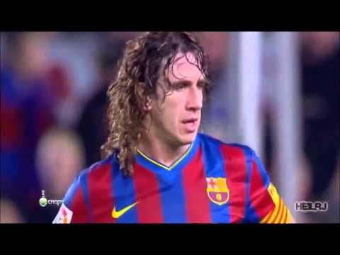 FC Barcelona Carles Puyol Tributo