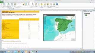 ArcGIS Online: Pasa De Tablas Excel A Mapas Dinámicos Con