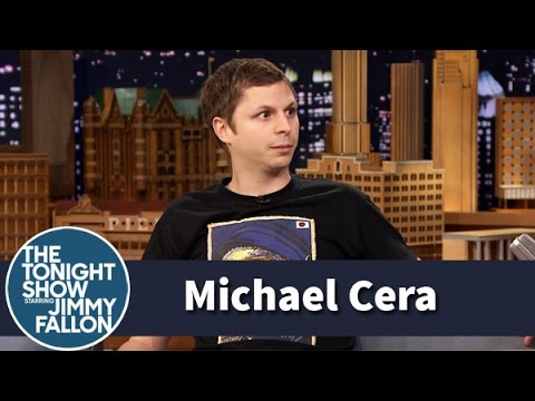 Jimmy Freaks Out on Michael Cera over Mario Kart