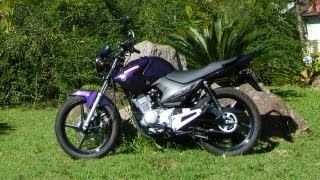 Teste: Yamaha YBR 125 Factor