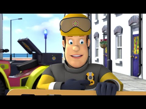Požiarnik Sam - Zastavte hrozbu