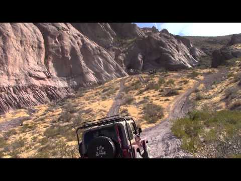 Dona Ana Jeep Trails