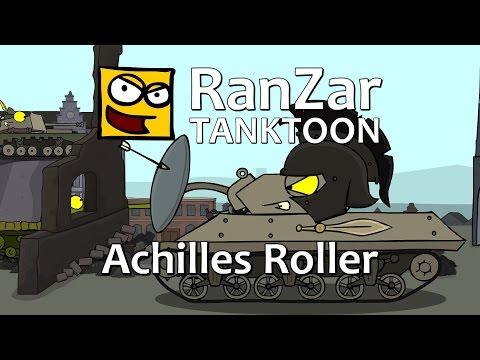 Tanktoon - Achilles Roller