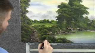 Paint With Kevin Hill Morning By The Lake