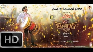 Legend Audio Launch – BalaKrishna Boyapati DSP – Live