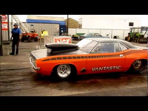 8 Second Cuda Pass **INCAR**AWSOME**SOUND**SantaPod