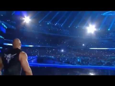 WWE Wrestlemaina The Rock Stone Cold Steve Austin Hulk Hogan  #Subscribe