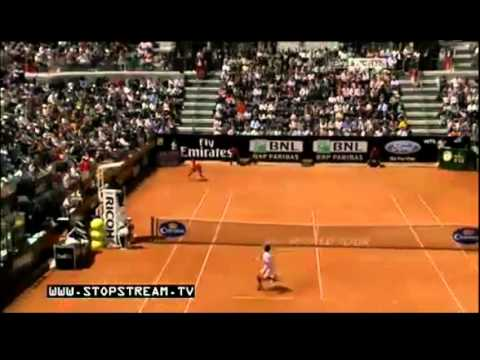 Rafael Nadal x Novak Djokovic - Final Masters 1000 Rome 2012