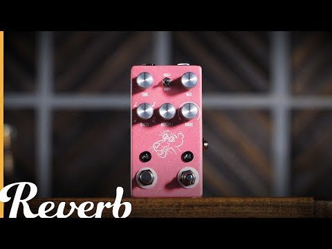 JHS Pink Panther Delay Pedal