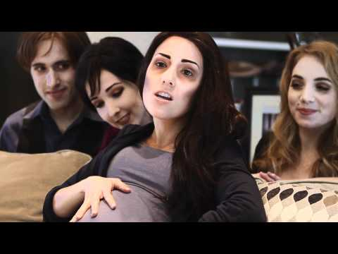 Breaking Dawn Parody by The Hillywood Show