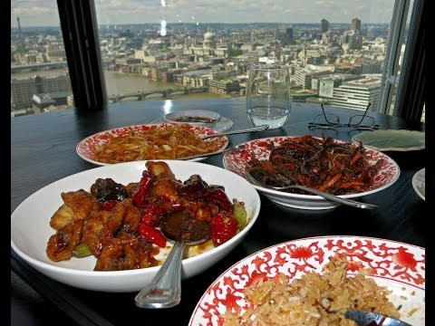 The Shard. Hutong Restaurant