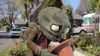 Trailer Oficial Plantas Vs Zombies 2