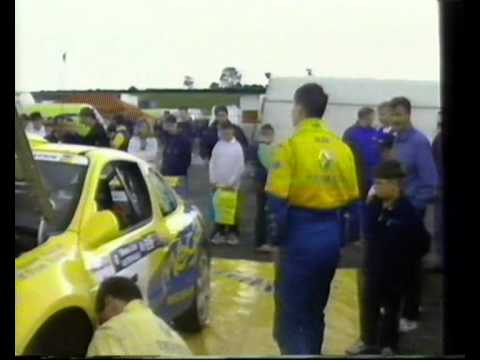 Ulster Rally 1997 - British rally championship. part 2 (PT)