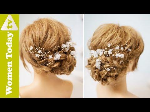 Kiểu Tóc Đẹp Cho Cô Dâu Tóc Ngắn Không Thể Xinh Hơn | Bridal Hairstyles For Short Hair