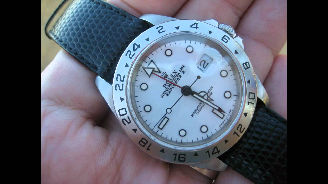 The rolex debate gmt ii or explorer ii which is better collecting watches youtube for Watches better than rolex