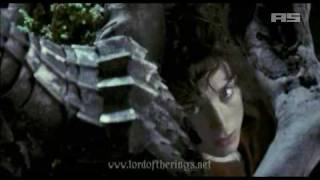 Władca Pierścieni: Drużyna Pierścienia - zwiastun (LOTR: The Fellowship of the Ring - trailer)