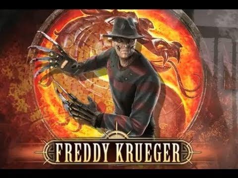 Встречайте: новый боец - Фредди Крюгер