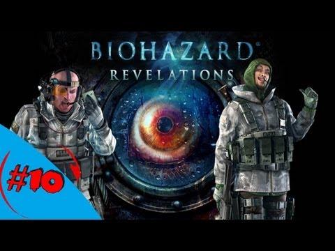 Resident Evil Revelations ep. 10 - Equipe Jackass