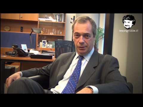 La sovranità dei popoli europei – Nigel Farage