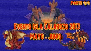 Dragon City Evento Calabozo Parte 4/4 Conseguir El