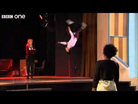 Kyle's Talented Audition - Waterloo Road - Series 6 - Episode 19 - Preview - BBC One, More information about this series : http://www.bbc.co.uk/programmes/b00zx8tj http://www.bbc.co.uk/drama Kyle wows all but one in the school audience with hi...