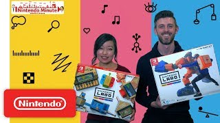 Our Nintendo Labo Creation - Nintendo Minute