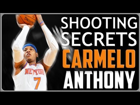 Carmelo Anthony: NBA Shooting Secrets