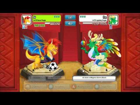 Dragon City Dragão Fogo Frio Dragon City Dragão de Goku