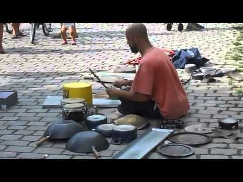 Nghệ sĩ đường phố thực thụ