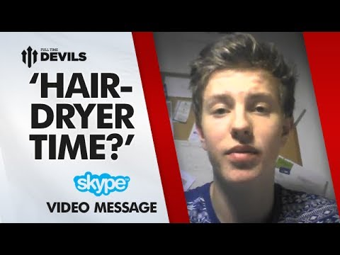 'Hairdryer Time?' | Manchester United 2-0 Swansea City | SKYPE FAN REVIEW