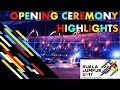 SEA Games 2017 Opening Ceremony Highlights Live from Bukit Jalil National Stadium