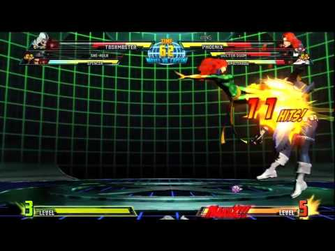 Runnin' Sets Ep. 11: COMBOFIEND vs. CLOCKW0RK - MVC3 Pt. 1