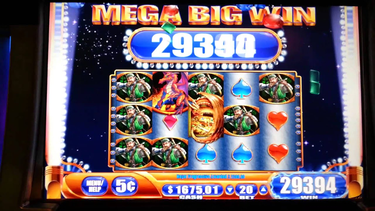 5 dragons slot machine videos jackpots waterford